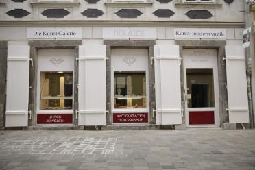 Kunst Galerie Holasek Färbergasse 5